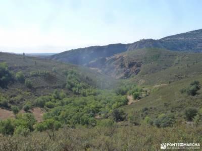 Atazar-Meandros Río Lozoya-Pontón de la Oliva-Senda Genaro GR300;cultura de rioja viajes y excursi